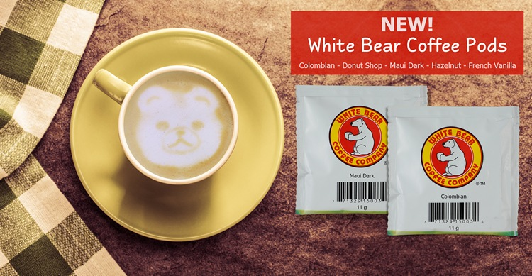 White Bear Coffee Pods