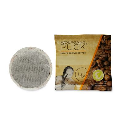 Traditional 61 millimeter Coffee Pod