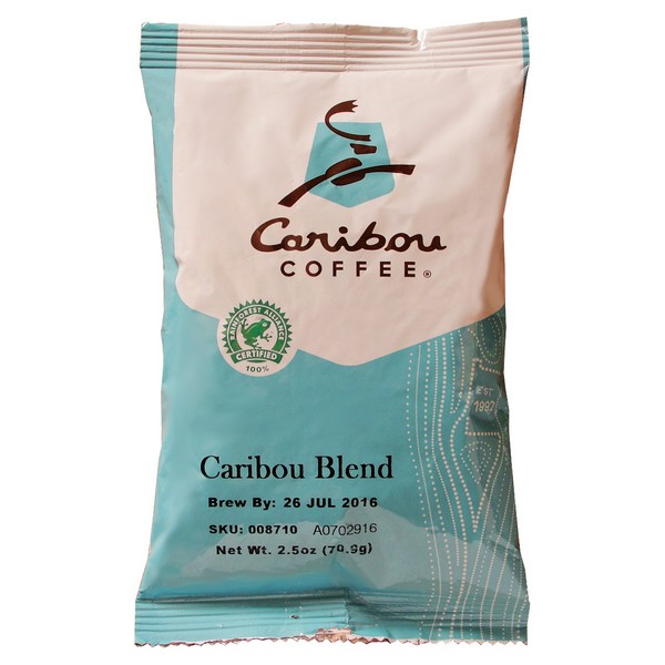Caribou Blend Ground Coffee 18ct